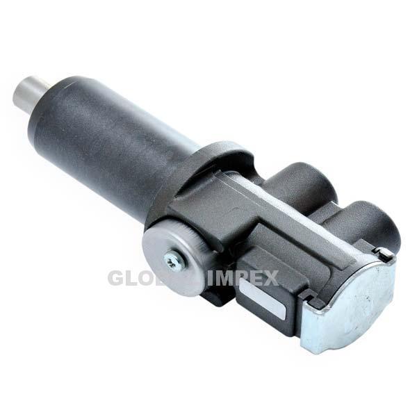 clutch pedal valve