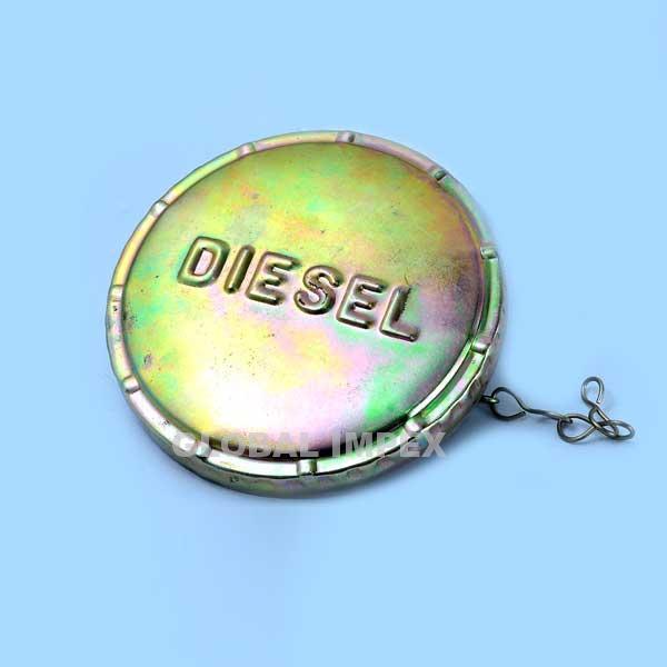 diesel tank cap without key