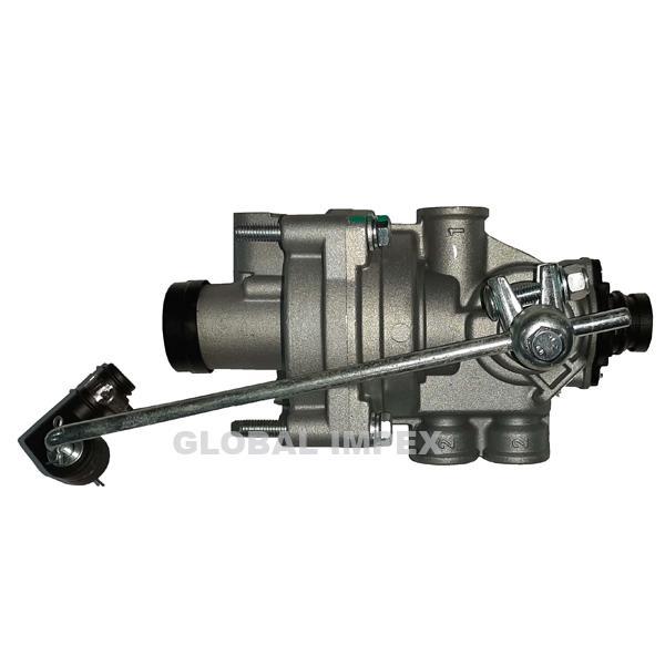 Load sensing valve