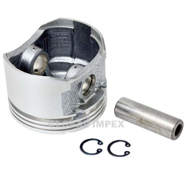 piston air compressor, twin-cylinder