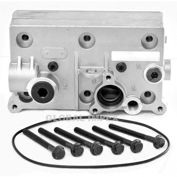 air compressor head twin cylinder